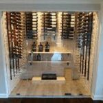 custom glass wine steller